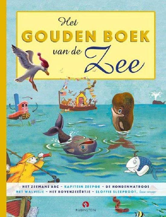 Het gouden boek van de zee - Gertrude Crampton | Readingchampions.org.uk