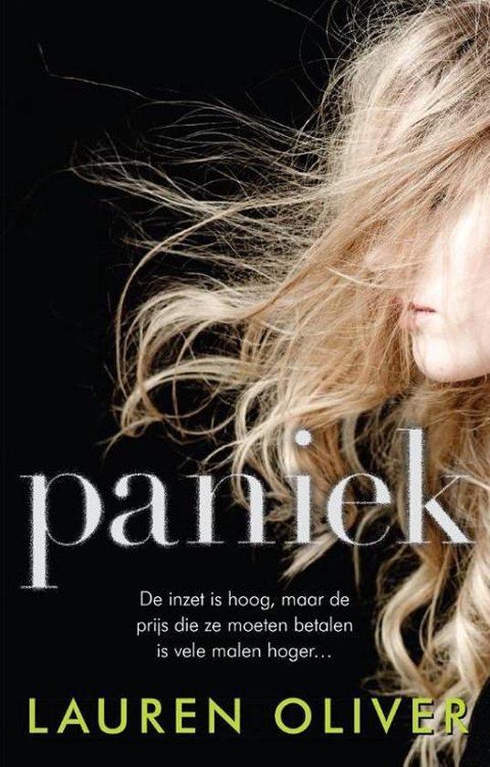 Paniek - Lauren Oliver | Fthsonline.com