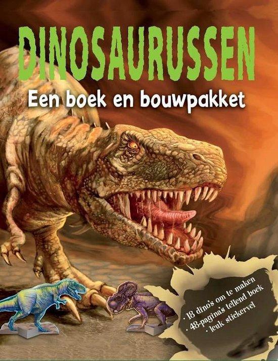 Dinosaurussen, een boek en bouwpakket - TextCase  