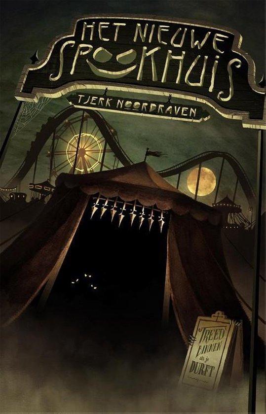 De engste serie ooit 1 - Het nieuwe spookhuis