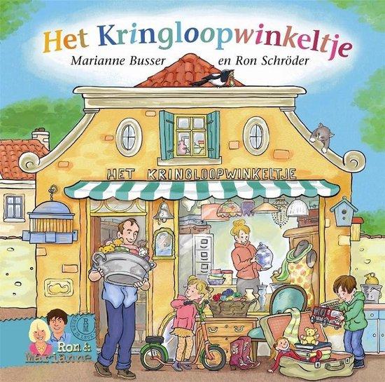 De Winkeltjes - Het kringloopwinkeltje - Marianne Busser  