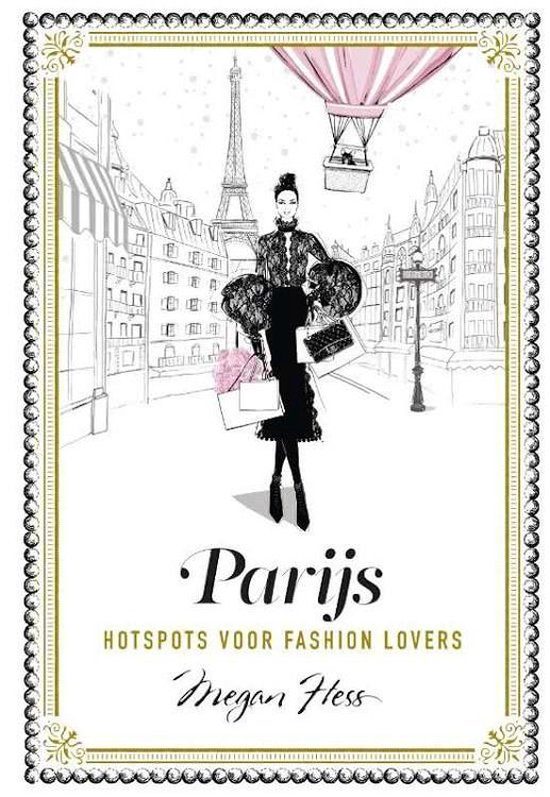 Parijs - Megan Hess   Fthsonline.com