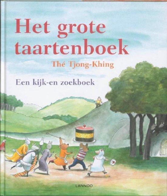 Het grote taartenboek - Tjong-Khing Thé |