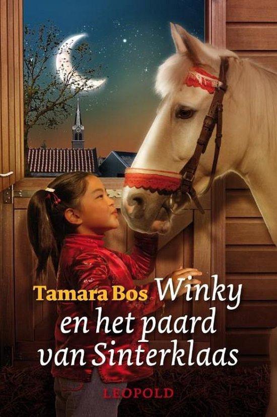 Winky en het paard van Sinterklaas - Tamara Bos |