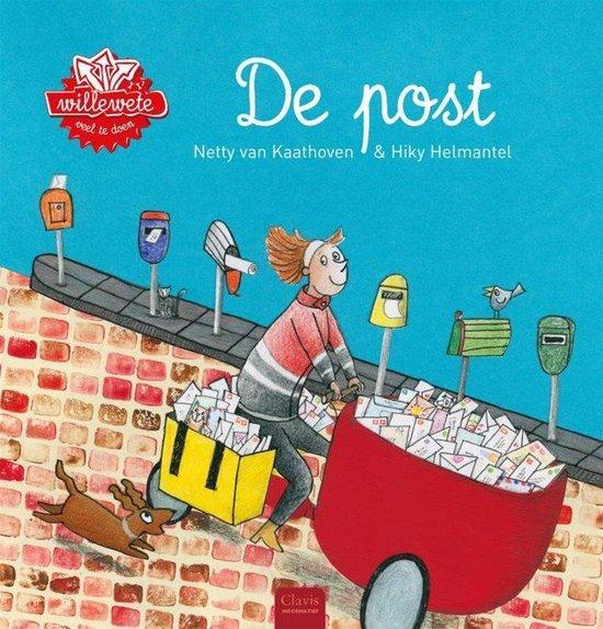 Willewete - De post - Netty van Kaathoven | Readingchampions.org.uk