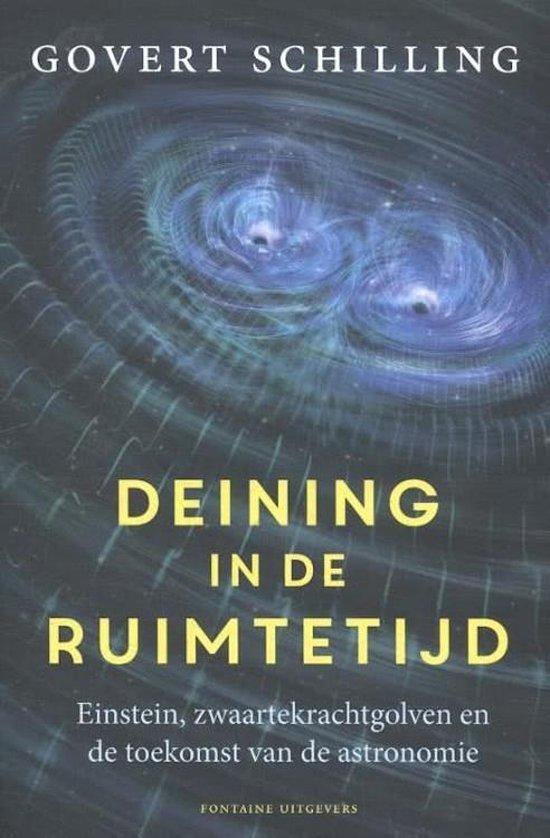 Deining in de ruimtetijd - Govert Schilling |