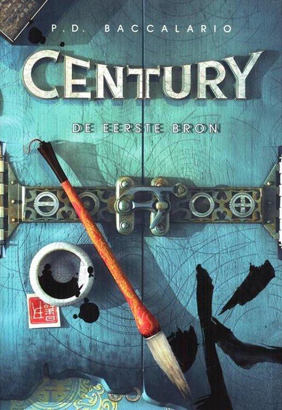 Century (04): de eerste bron - P. Baccalario pdf epub
