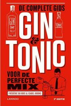Boek cover Gin & Tonic van Frédéric Du Bois (Hardcover)