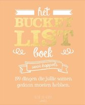 Boek cover Het Bucketlist boek voor koppels van Elise Rijck (Paperback)