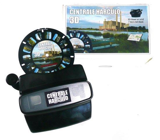 Afbeelding van het spel Centrale Harculo in 3D - viewmaster met schijf