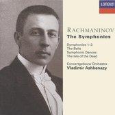 Symphony 1-3 / The Bells / Symphonic dances / The Isla of the death