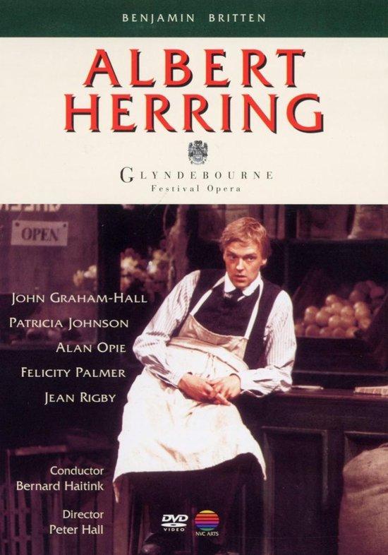 Cover van de film 'Albert Herring'