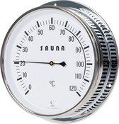 Fischer | Sauna Thermometer ø 150 mm