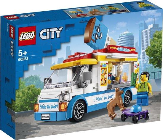 Afbeelding van LEGO City IJswagen - 60253