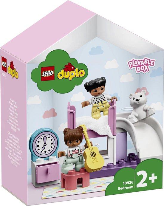 Afbeelding van LEGO DUPLO Slaapkamer - 10926