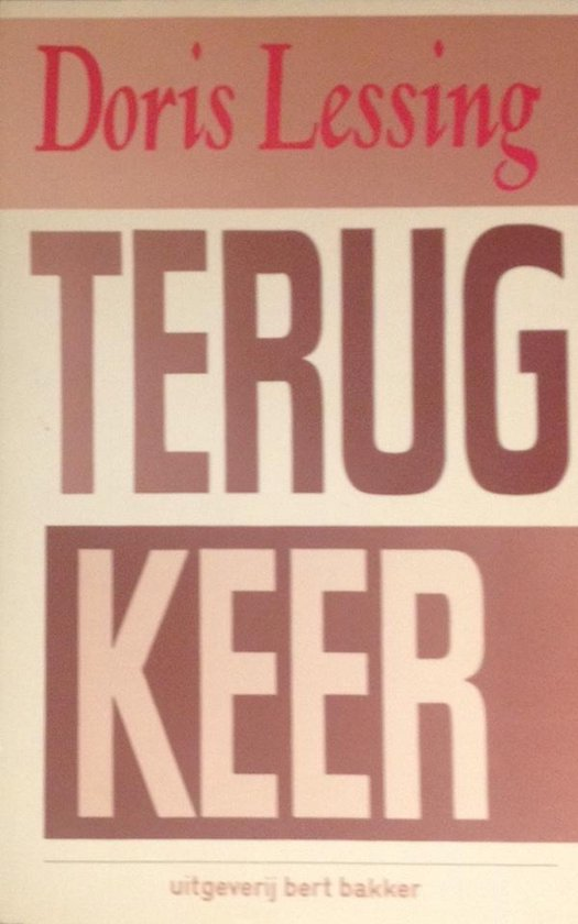 TERUGKEER - Doris Lessing   Fthsonline.com
