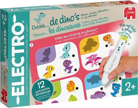 Afbeelding van het spel Electro Wonderpen Ontdek de Dino's