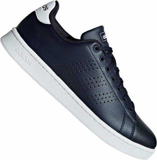 Adidas Advantage heren sneaker donkerblauw