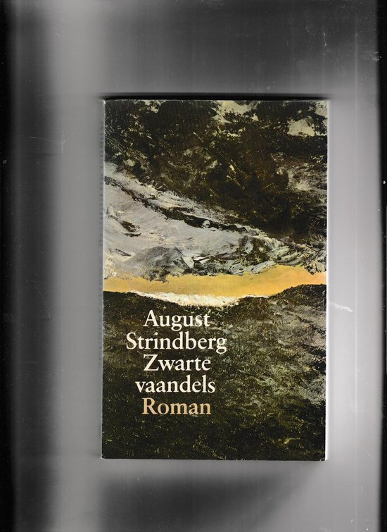 Zwarte vaandels - August Strindberg |