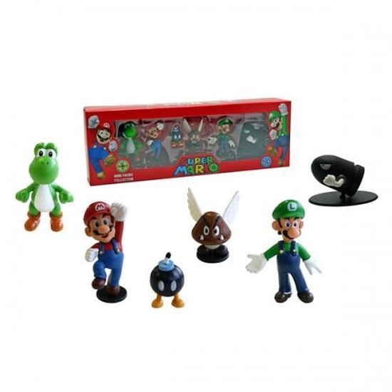Nintendo  Mini Figuren Serie 1 - Together Plus