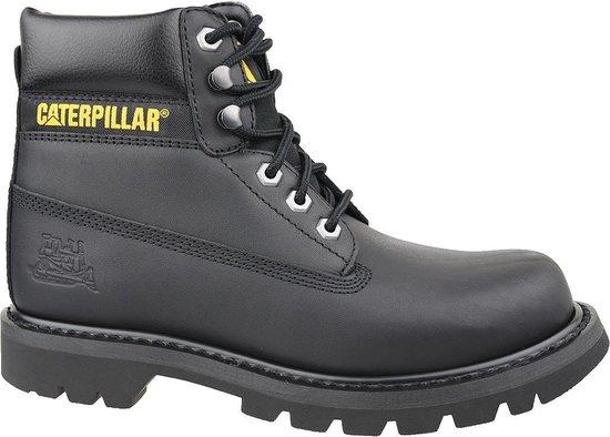 Caterpillar Colorado PWC44100-709 Heren Boots Zwart - Maat EU 43 UK 9