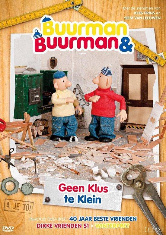 Buurman & Buurman Filmbox Geen Klus te Klein