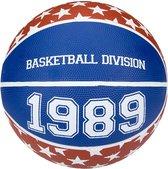 New Port Basketbal - Division - Bruin/Blauw/Wit - 5