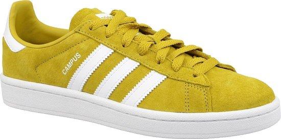 Adidas Campus CM8444, Mannen, Geel, Sneakers maat: 45 1/3 EU