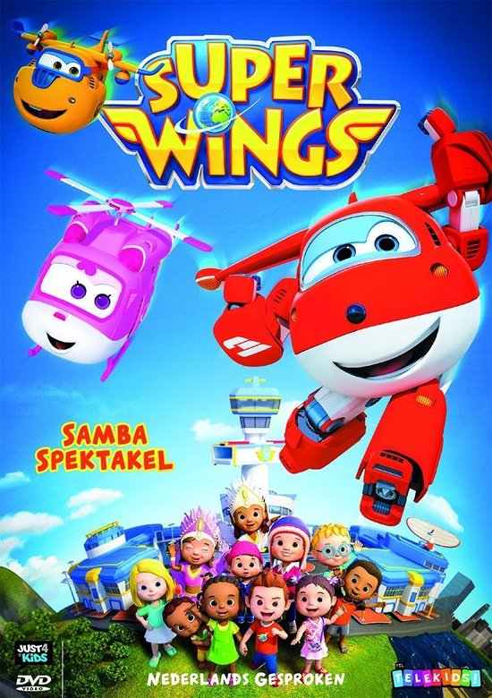 Super Wings - Samba Spektakel - Children