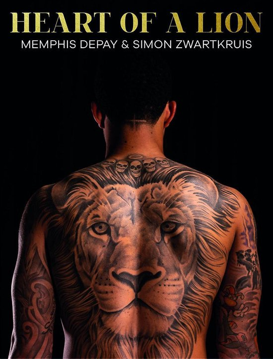 Afbeelding van Heart of a lion