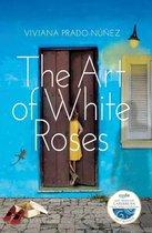 Boek cover The Art of White Roses van Onbekend