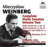 Violin Sonatas Vol.2