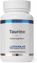 L-Taurine (100 vegetarische capsules) - Douglas Laboratories