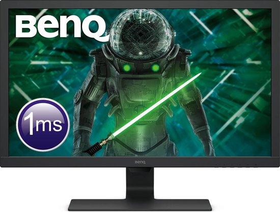 BenQ GL2780 - Full HD TN Gaming Monitor - 1ms