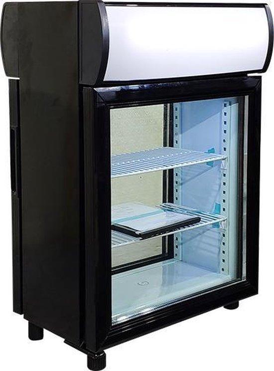 Koelkast: VDT minibar / koelkast 35L met deuren aan 2 zijden, van het merk VDT