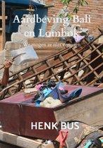 Aardbeving Bali en Lombok