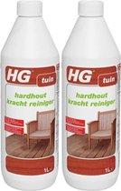 HG Hardhout Krachtreiniger - 1000 ml - 2 Stuks !