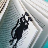 Balvi Curious Cat boekenlegger