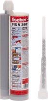 Fischer injectiemortel - voor verankering van draadeinden en wapensingsstaven in beton - 360 ml.