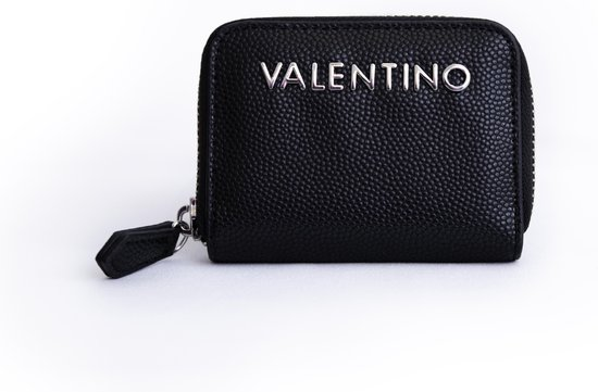 Valentino Divina Dames Portemonnee - Zwart