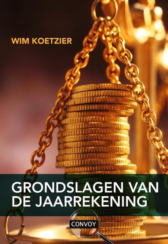 Boek cover Grondslagen van de jaarrekening van W. Koetzier (Paperback)