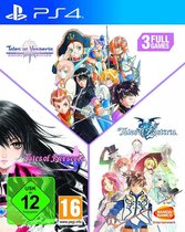 Tales of Vesperia + Tales of Berseria + Tales of Zestiria Compilation /PS4