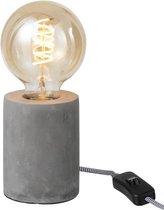 Tafellamp cement