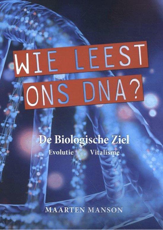 Wie leest ons DNA? - Maarten Manson   Fthsonline.com