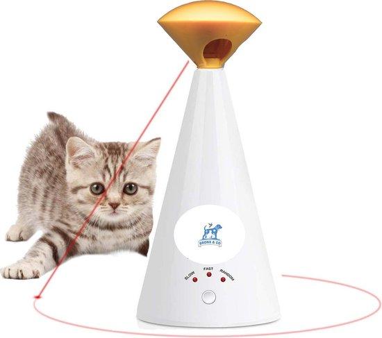 Verstelbare Huisdier Kat Interactief Speelgoed