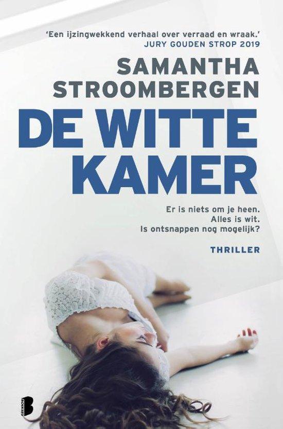 De witte kamer - Samantha Stroombergen |