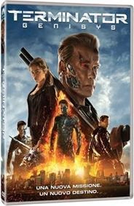 laFeltrinelli Terminator - Genisys DVD Italiaans