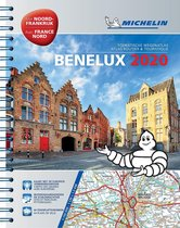 *ATLAS MICHELIN BENELUX 2020