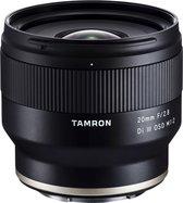 Tamron 20 mm F2.8 Di III OSD - Geschikt voor Sony