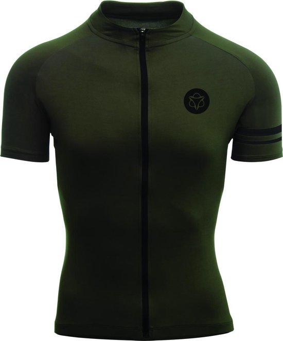 AGU Fietsshirt Essential Heren - Groen